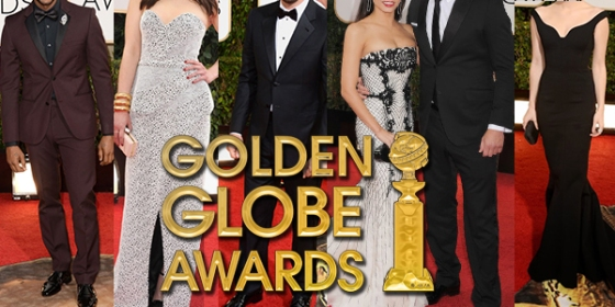 10 Best Dressed of the 2014 Golden Globe Awards