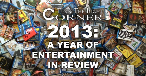 2013 A Year of Entertianment in Review
