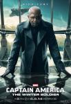 Captain America The Winter Soldier Character Poster Nick Fury