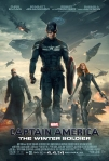 Captain America The Winter Solider Payoff Poster