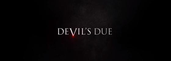 Devil's Due Title Movie Logo