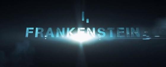 I Frankenstein Title Movie Logo