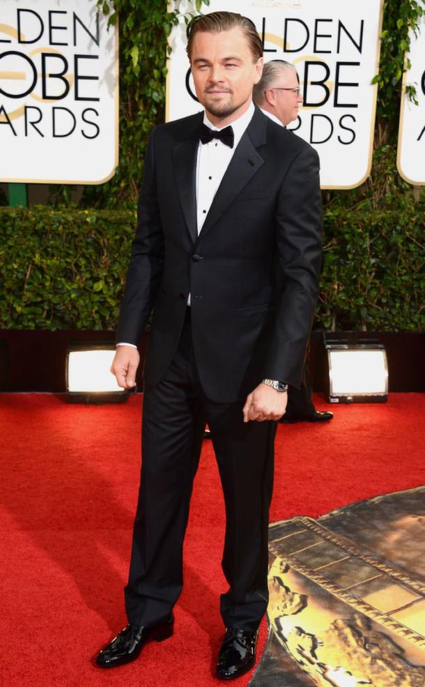 Leonardo DiCaprio Golden Globes 2014