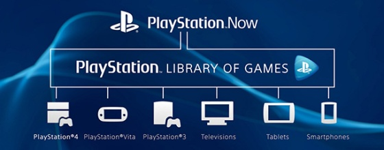 Sony Introduces PlayStation Now at CES