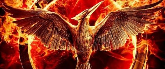 Teaser Poster The Hunger Games Mocking Jay Part 1