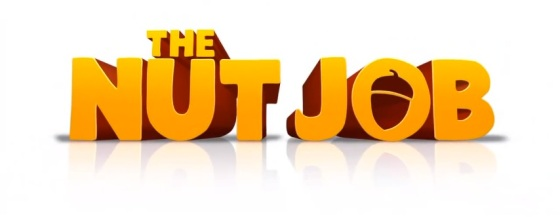 The Nut Job Title Movie Logo