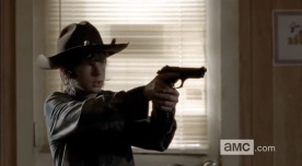 The Walking Dead Mid-Season 4 Teaser Chandler Riggs