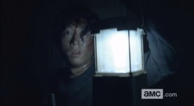 The Walking Dead Mid-Season 4 Teaser Glenn