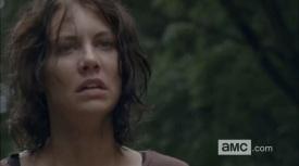 The Walking Dead Mid-Season 4 Teaser Maggie