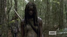 The Walking Dead Mid-Season 4 Teaser Michonne