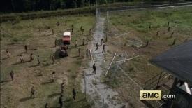 The Walking Dead Mid-Season 4 Teaser Prison