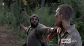 The Walking Dead Mid-Season 4 Teaser Tyrese