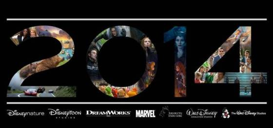 Walt Disney Studios Announces 2014 Movie Release Schedule