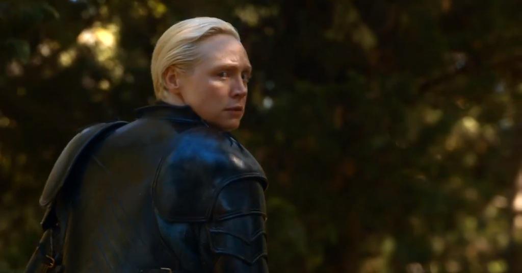 Game of Thrones Season 4 Vengeance Trailer Brienne of Tarth