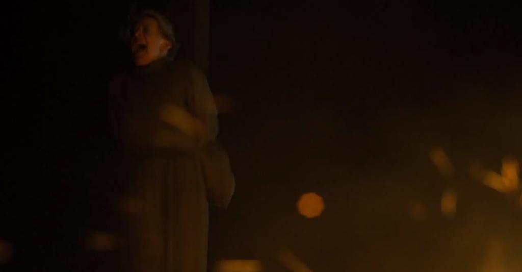 Game of Thrones Season 4 Vengeance Trailer Burning