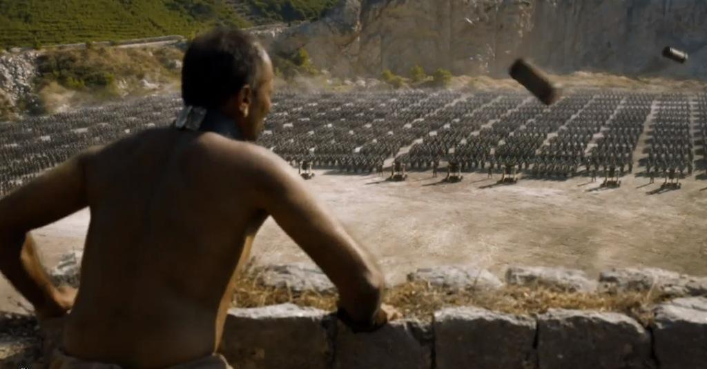 Game of Thrones Season 4 Vengeance Trailer Catapult