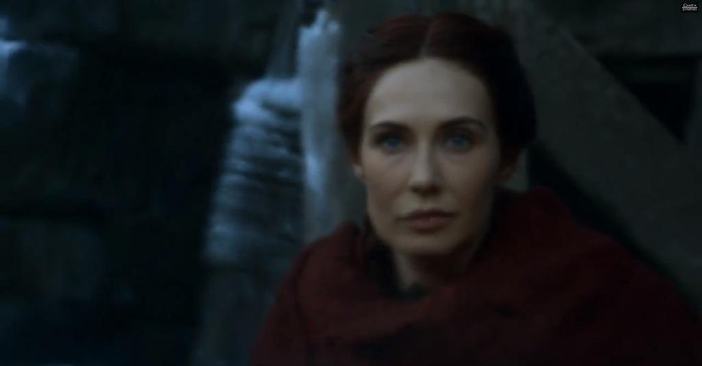 Game of Thrones Season 4 Vengeance Trailer Melisandre