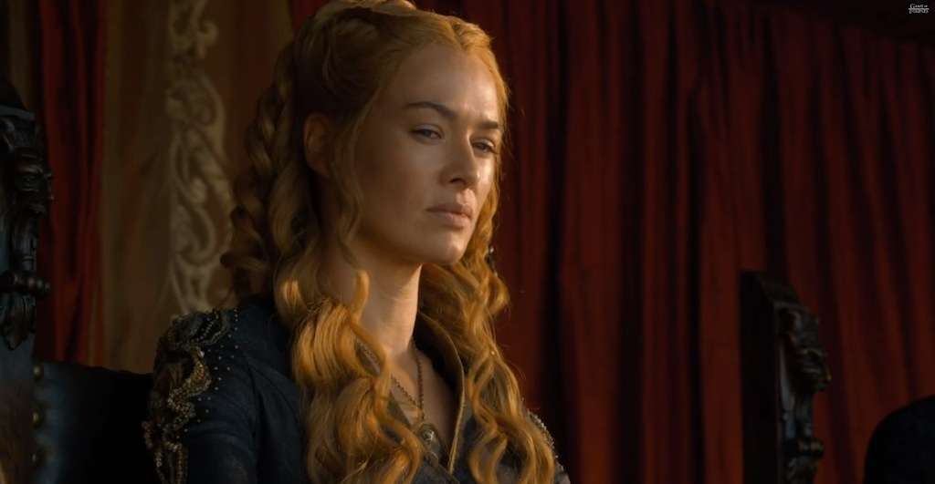 Game of Thrones Season 4 Vengeance Trailer Cersei Lannister