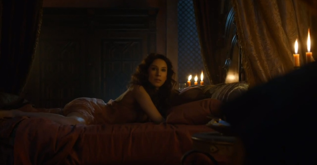 Game of Thrones Season 4 Vengeance Trailer Shae