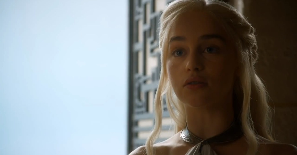 Game of Thrones Season 4 Vengeance Trailer Emilia Clark Daenerys