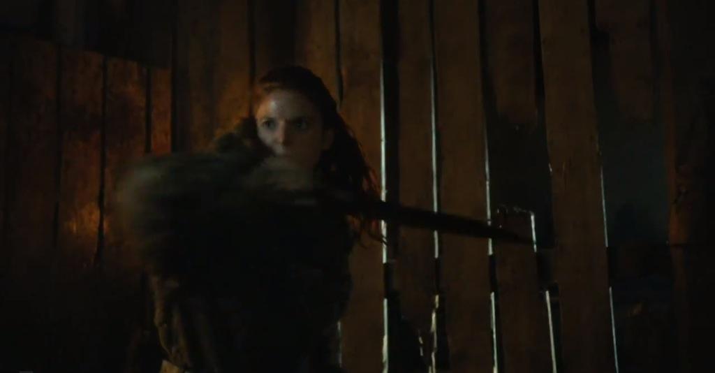 Game of Thrones Season 4 Vengeance Trailer Ygritte