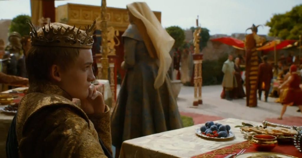 Game of Thrones Season 4 Vengeance Trailer Jack Gleeson