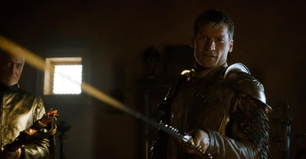 Game of Thrones Season 4 Vengeance Trailer Jaime Lannister