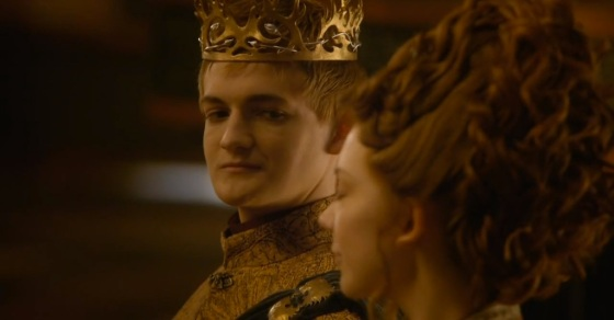 Game of Thrones Season 4 Vengeance Trailer Joffrey Baratheon