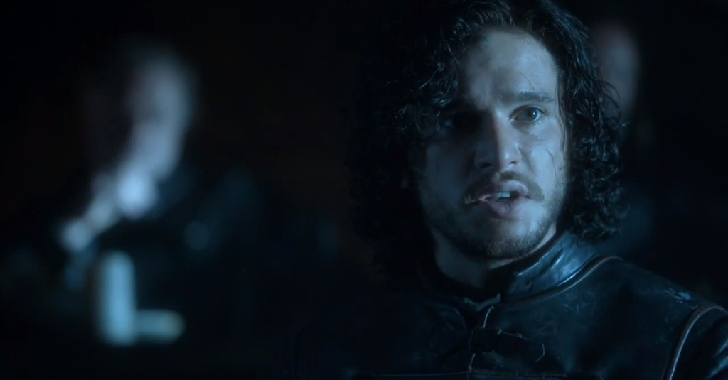 Game of Thrones Season 4 Vengeance Trailer Jon Snow