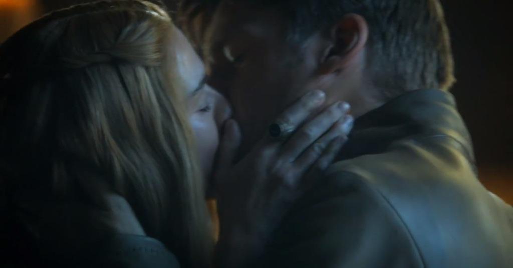 Game of Thrones Season 4 Vengeance Trailer Kissing
