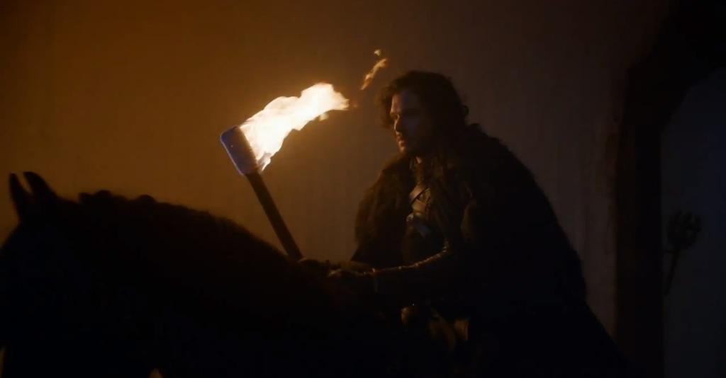 Game of Thrones Season 4 Vengeance Trailer Kit Harrington