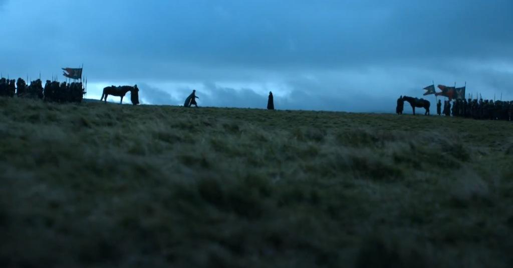 Game of Thrones Season 4 Vengeance Trailer Meetings