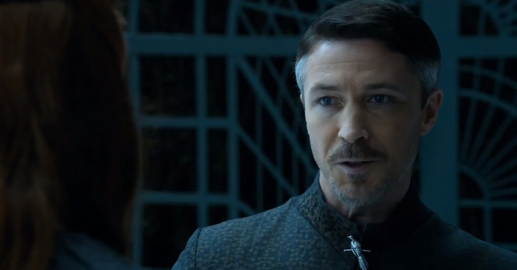 Game of Thrones Season 4 Vengeance Trailer Petyr Baelish
