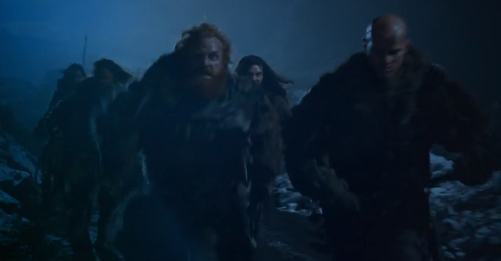 Game of Thrones Season 4 Vengeance Trailer Ruffians