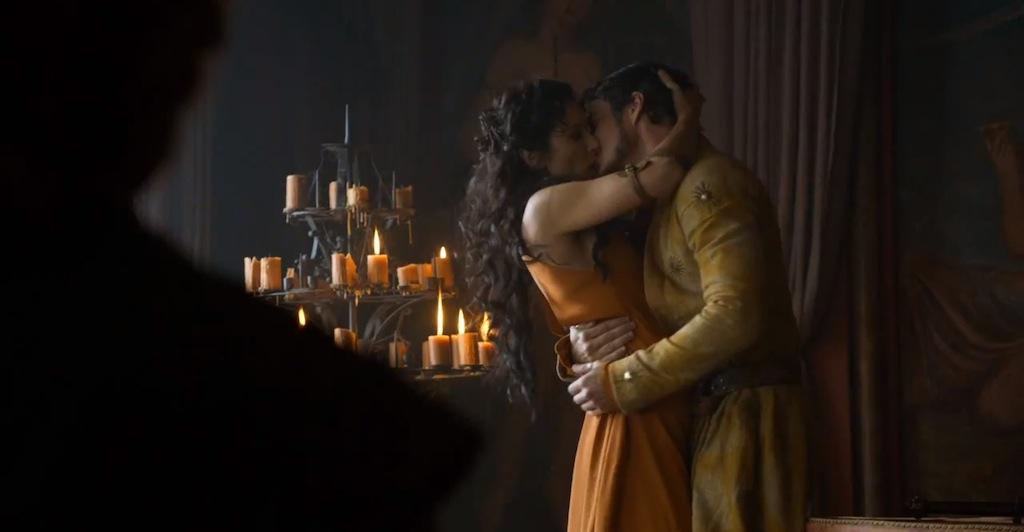 Game of Thrones Season 4 Vengeance Trailer Sand and Martell