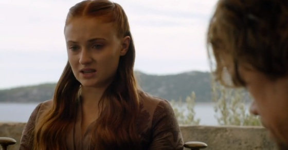 Game of Thrones Season 4 Vengeance Trailer Sansa Stark