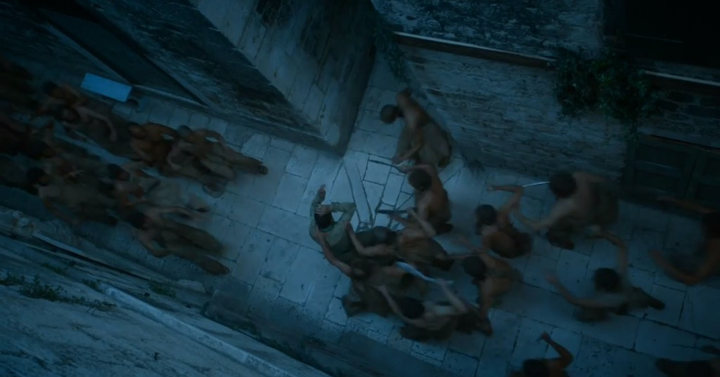 Game of Thrones Season 4 Vengeance Trailer Slaves
