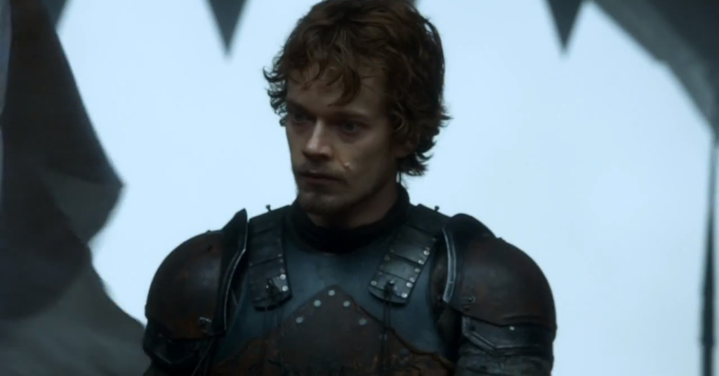 Game of Thrones Season 4 Vengeance Trailer Theon Greyjoy