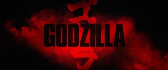 Godzilla 2014 Title Movie Logo