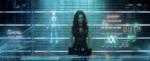 Guardians of the Galaxy Teaser Trailer Zoe Saldana