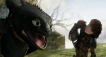 How to Train Your Dragon 2 Movie Trailer Hiccup and Toothless