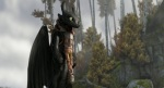 How to Train Your Dragon 2 Movie Trailer Hiccup Hanging on Toothless