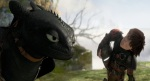How to Train Your Dragon 2 Movie Trailer Toothless and Hiccup