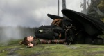 How to Train Your Dragon 2 Movie Trailer Toothless Crushing Hiccup