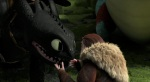 How to Train Your Dragon 2 Movie Trailer Toothless Teeth