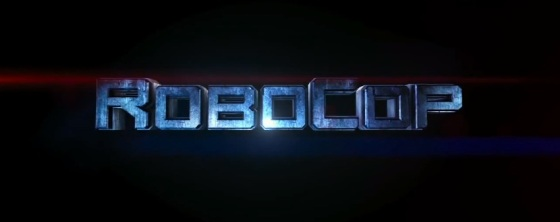 RoboCop 2014 Title Movie Logo