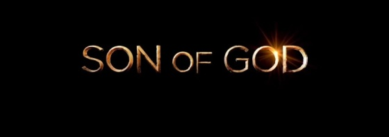 Son of God 2014 Title Movie Logo