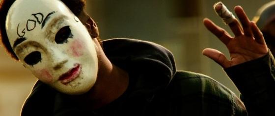 The Purge 2 Anarchy Teaser Screenshot God Mask