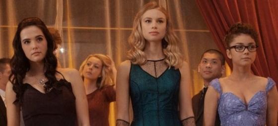 Vampire Academy Movie Review