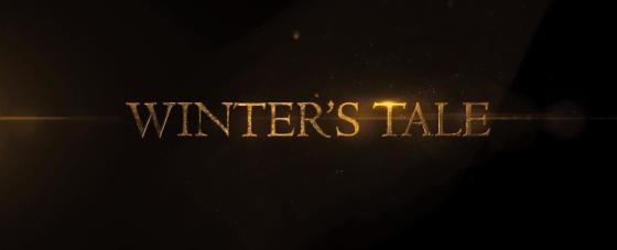 Winter's Tale Title Movie Logo